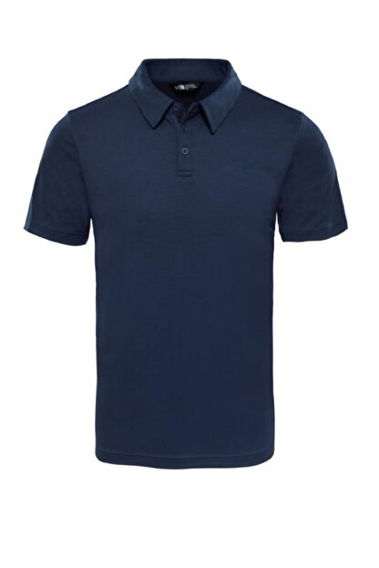 The North Face Tanken Polo T-shirt - Lacivert (Nf0a2wazh2g)