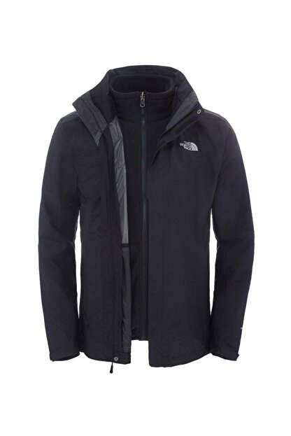 The North Face Evolution Iı Triclimate Erkek Ceket - T0cg53jk3