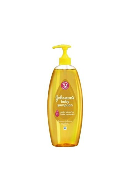 Johnson's Baby Gold Şampuan 750 ml