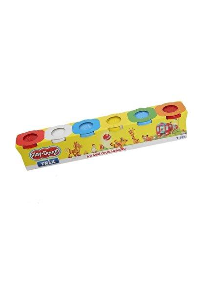 Play Doh Play Dough Oyun Hamuru 6lı Ern-009