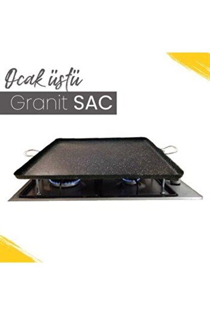 EKON Granit Sac Ocak Üstü 45x55 Cm