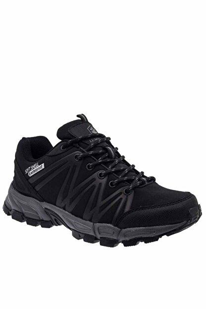 Lumberjack Siyah Erkek Su Geçirmez Outdoor Ayakkabı