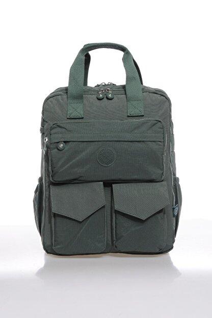 Smart Bags Kadın Haki Sırt Çantası Smbk1175-0005