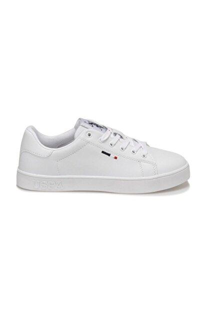 US Polo Assn FLEX Beyaz Kadın Sneaker Ayakkabı 100504697
