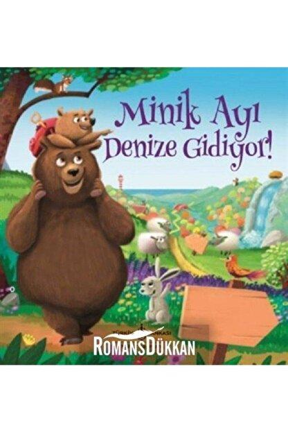 İş Bankası Kültür Yayınları Minik Ayı Denize Gidiyor!