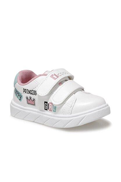 Icool PRINCESS Beyaz Kız Çocuk Sneaker Ayakkabı 100664317