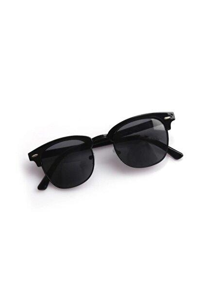 Nilu Moda Unisex Siyah Güneş Gözlüğü