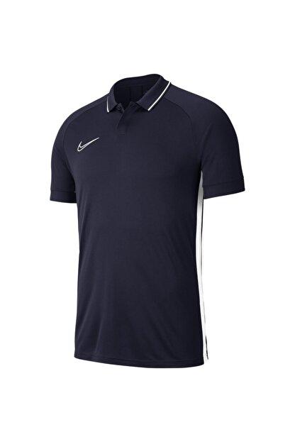 Nike M Nk Dry Acdmy19 Polo Ss Bq1496-451 Erkek Tişört