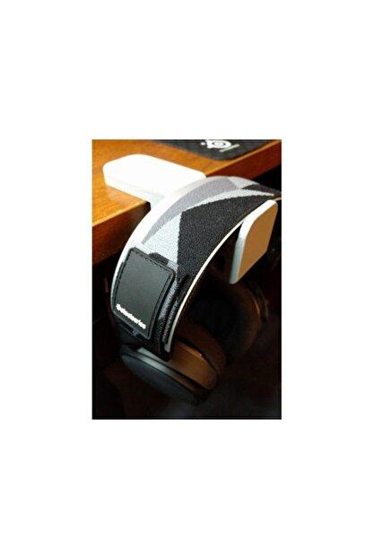 AldımGeldi Kulaklık Tutucu Standı Headset Stand Sıkıştırmalı Ayarlamalı