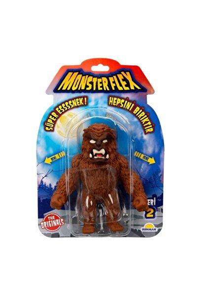 Sunman Monster Flex Süper Esnek Figür S2 15 Cm. - Bigfoot