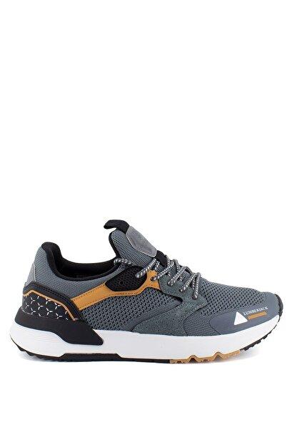 Lumberjack Move Gri Erkek Sneaker Ayakkabı