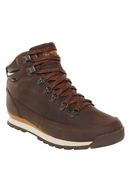 The North Face Back To Berkeley Redux Leather Erkek Bot - T0cdl05sh