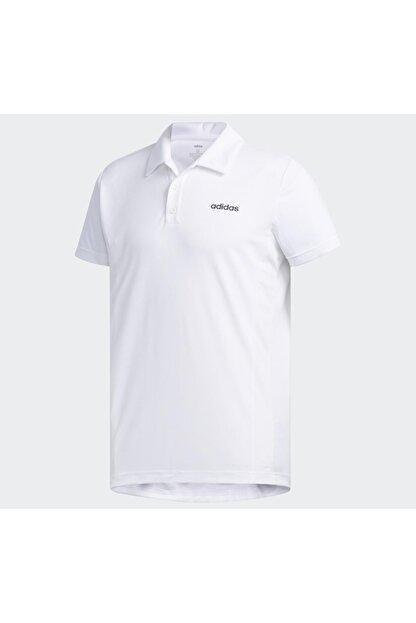 adidas M D2M 3S PO Beyaz Erkek T-Shirt 101069161