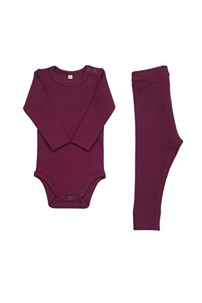 Koalav Kendinden Fitilli Body Pantolon Set