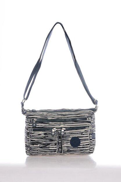 Smart Bags Smb3065-0126 Bej/laci Kadın Çapraz Çanta