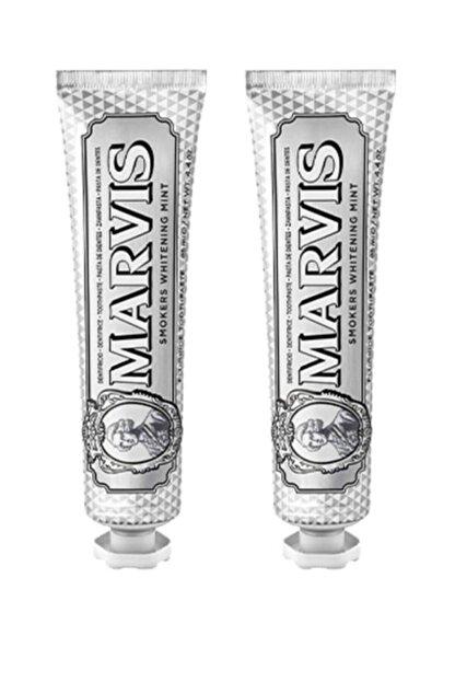 Marvis Smokers Whitening Mint 85 ml 2 Adet