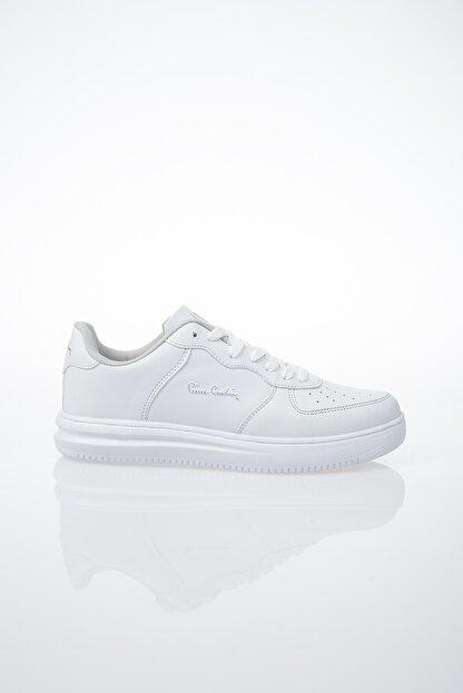 Pierre Cardin Kadın Günlük Spor Ayakkabı-Beyaz PCS-10148