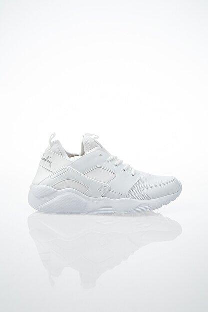 Pierre Cardin Kadın Günlük Spor Ayakkabı-Beyaz PCS-10276
