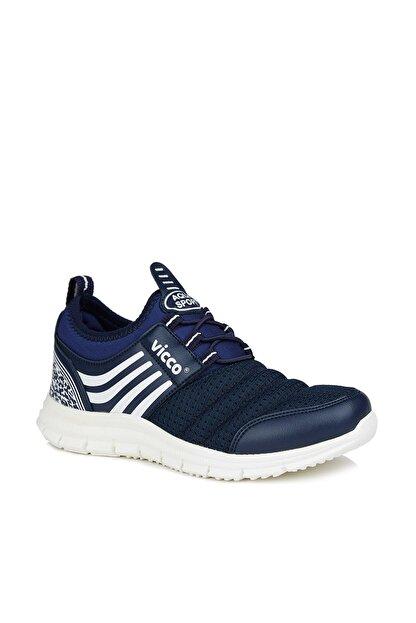 Vicco Aqua Erkek Çocuk Lacivert Spor Ayakkabı