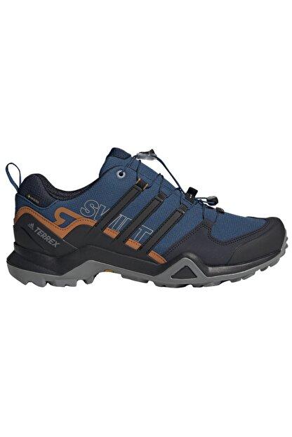 adidas Erkek Lacivert Outdoor Ayakkabısı - Terrex Swift R2 Gore-Tex- G26553