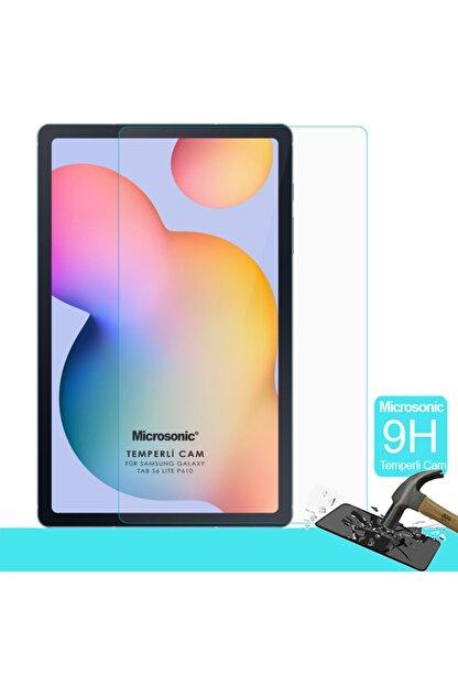 "Samsung Microsonic Galaxy Tab S6 Lite 10.4"" P610 Tempered Glass Screen Protector"