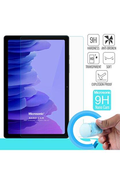 Samsung Microsonic Galaxy Tab A7 T500 Nano Glass Cam Ekran Koruyucu