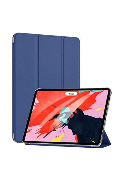 Apple Microsonic Ipad Pro 11'' 2020 2. Nesil Kılıf (a2228-a2068-a2230) Smart Case Ve Arka Kapak Lacivert