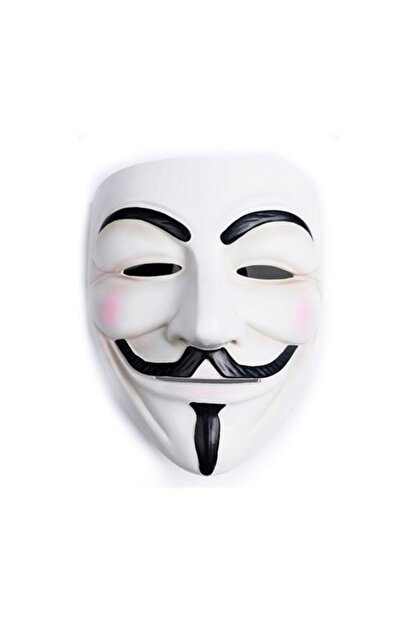 Cansüs V For Vandetta, Wanted Maske Kostüm Partisi