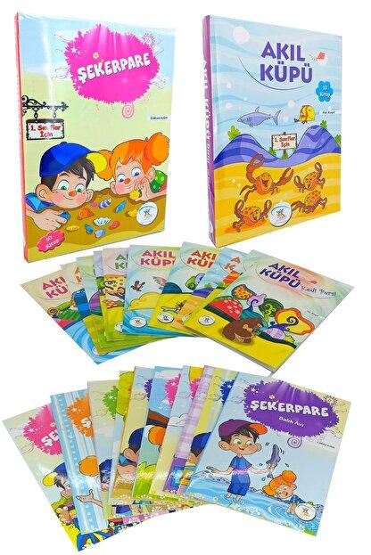 5 Renk Yayınları 1. Sınıf Ilk Okuma Hikaye Seti Akıl Küpü Şekerpare 20 Kitap