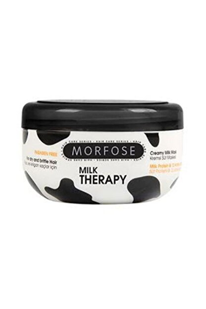 Morfose Dünya Milk Therapy Saç Maskesi 500ml