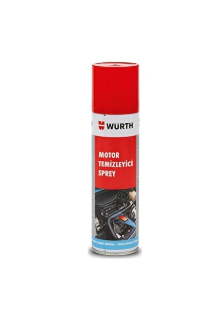Würth Yeni Ürün Susuz Motor Temizleyici Sprey 500 ml 4058794527384