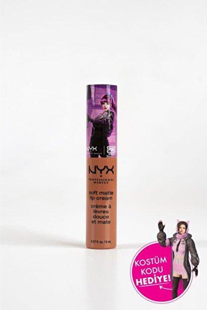 NYX Professional Makeup Pubgm Soft Matte Lip Cream Abu Dhabi - Likit Mat Ruj