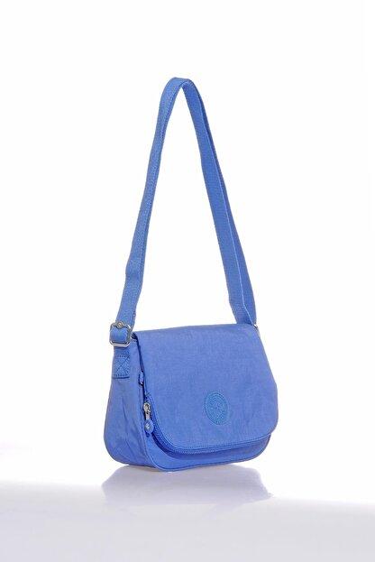 Smart Bags Smb3056-0031 Mavi Kadın Çapraz Çanta