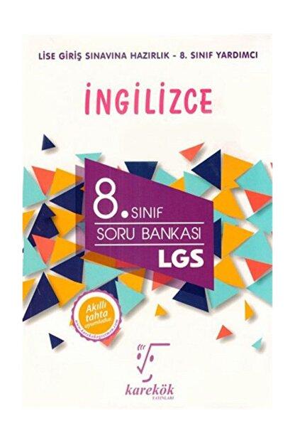 Karekök Yayınları Karekök 8.Sınıf Lgs İngilizce Soru Bankası