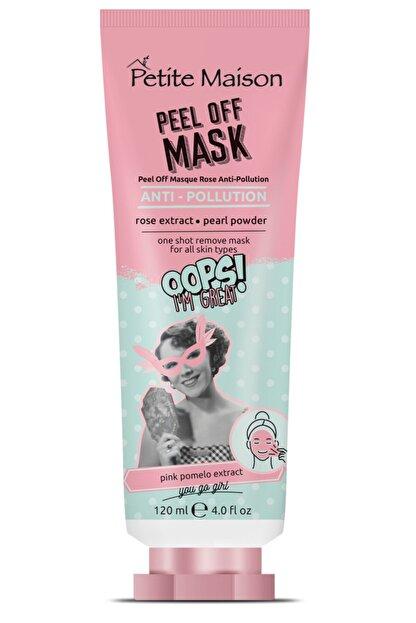 Petite Maison Dış Etkenlere Karşı Soyulabilir Maske 120 ml