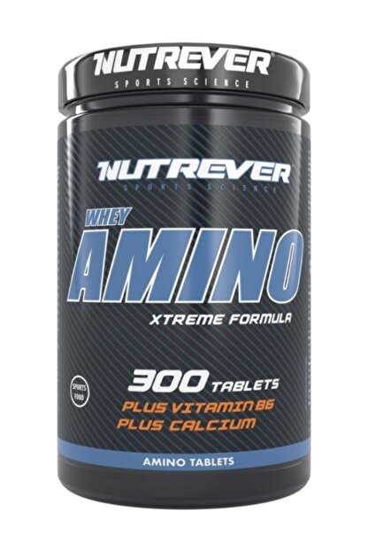 Nutrever Whey Amino Xtreme 300 Tablet