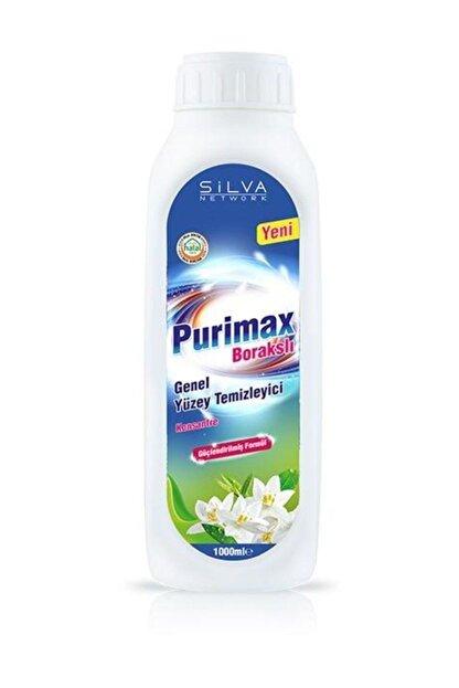 Silva Purimax Borakslı Genel Yüzey Temizleyici 1000 ml Konsantre