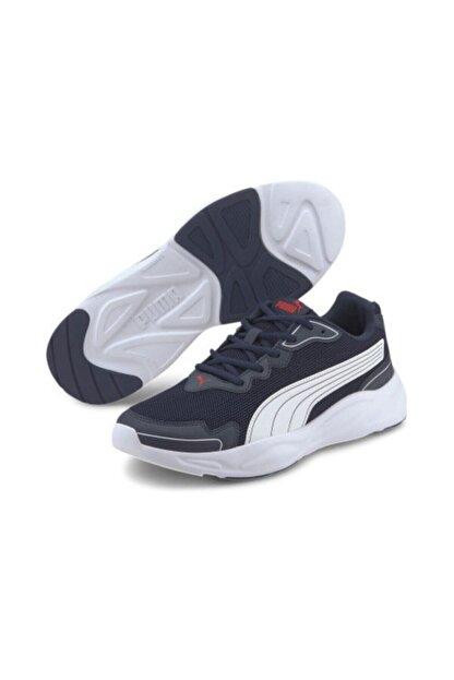 Puma Unisex Lacivert 90s Runner Nu Wave  Spor Ayakkabı
