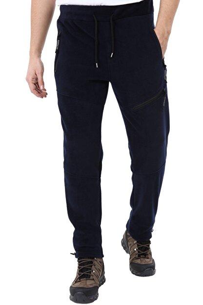 Ghassy Co Erkek Lacivert Cepli Polar Pantolon