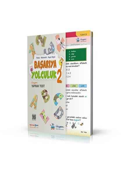 Üçgen Yayıncılık Üçgen 2. Sınıf Başarıya Yolculuk Tüm Dersler Yaprak Test