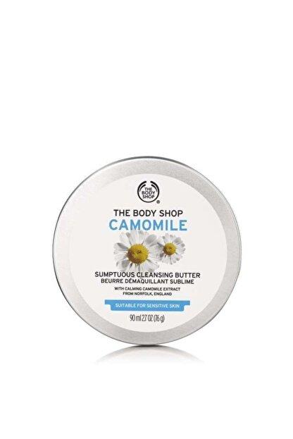THE BODY SHOP Camomile Butter - Papatya Özlü Temizleme Yağı 90 ml 5028197961459