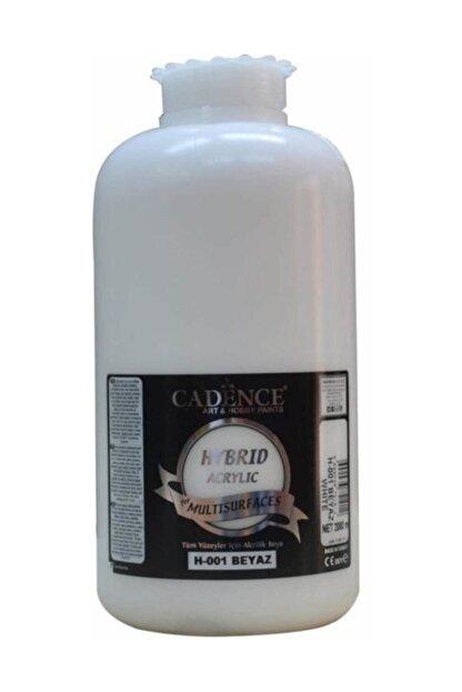Cadence Boya Beyaz Hybrid Multisurface Akrilik Boya 2 lt H-001