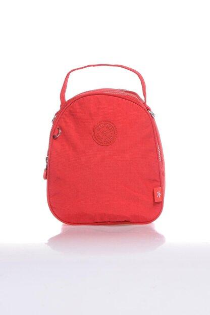 Smart Bags Smb3063-0019 Kırmızı Kadın Sırt Çantası