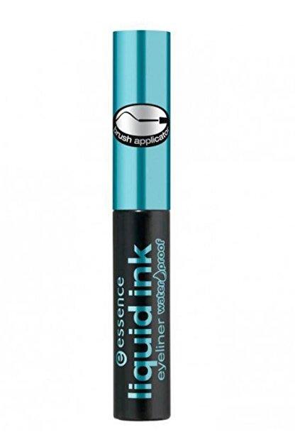 Essence Suya Dayanıklı Maskara - Liquid Ink Eyeliner Waterproof 4250587705461