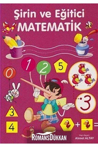 Parıltı Yayıncılık Şirin Ve Eğitici Matematik