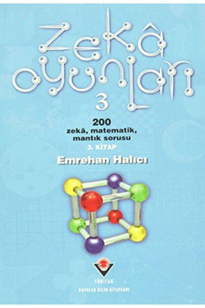 Tübitak Yayınları Zeka Oyunları 3