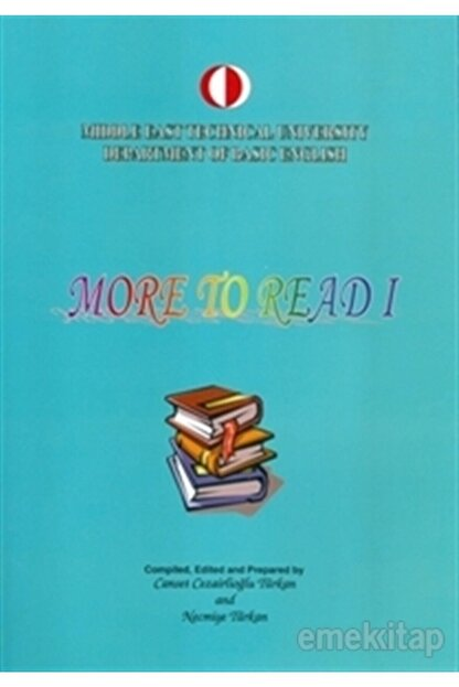 ODTÜ Geliştirme Vakfı Yayıncılık More To Read 1