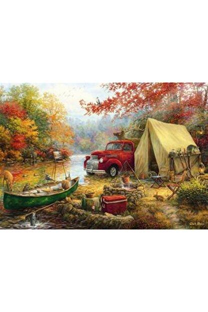 Anatolian Puzzle Anatoli?an Kamp Arkadaşları 1500 Parça Puzzle 4540 60x85