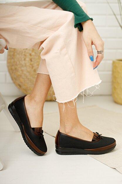 Moda İkiz Ortopedik Kadın Ayakkabı
