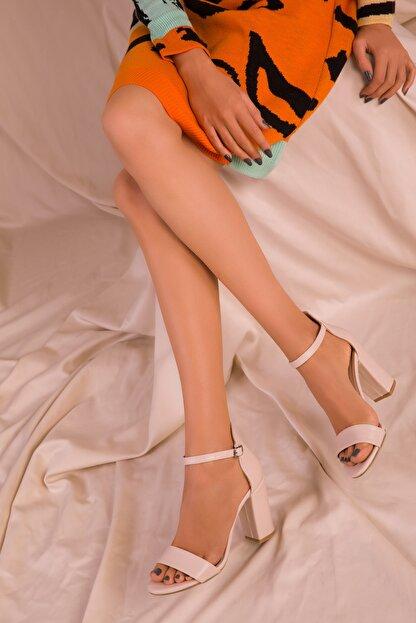 Soho Exclusive Ten Kadın Klasik Topuklu Ayakkabı 14532